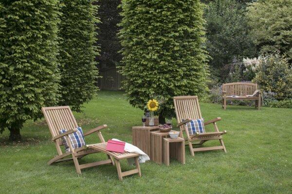 Teakholz-Gartenmöbel: Für eine wunderbare Outdoor-Zeit - Teakholz-Gartenmöbel: Für wunderbare Outdoor-Zeit