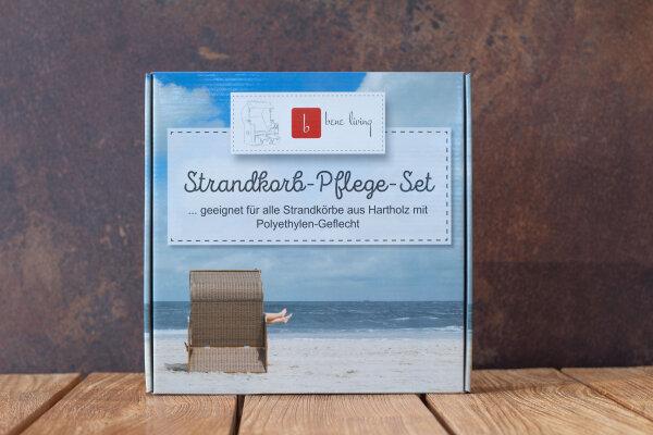 So pflegen Sie Ihren Strandkorb richtig - So pflegen Sie Ihren Strandkorb richtig